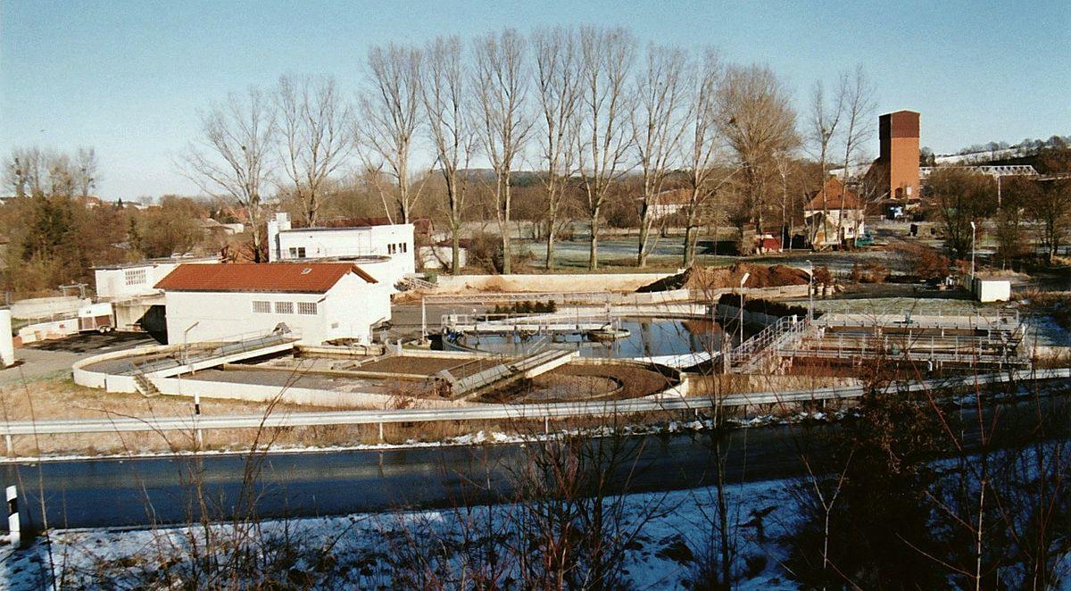 Kläranlage Adelebsen 2000